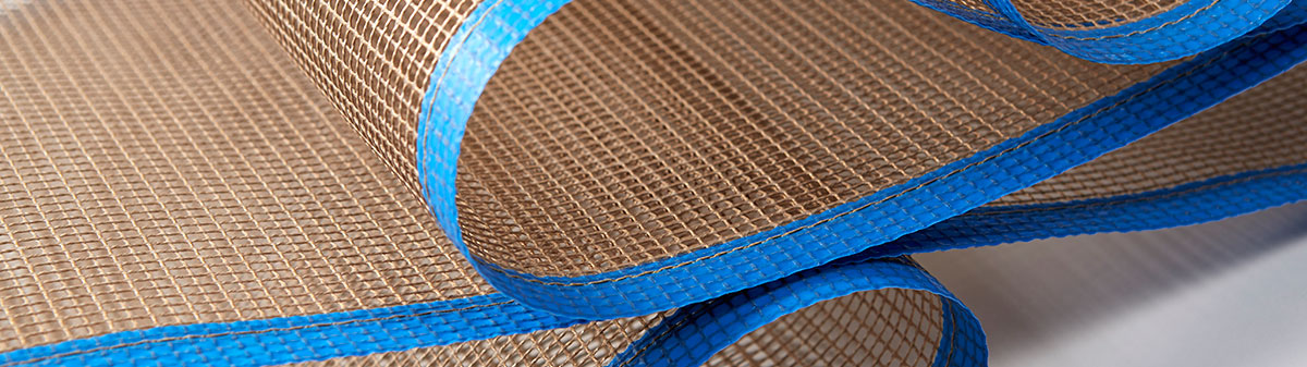 PTFE Belts for Textiles