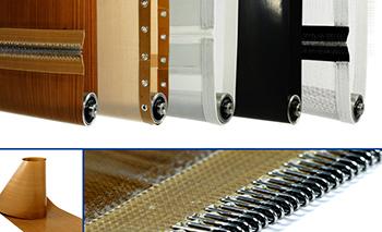 Heat Resistant Conveyor Belts Made from PTFE Teflon