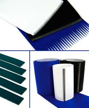 PU PVC Belts Conveyor Belts for the Food Industry