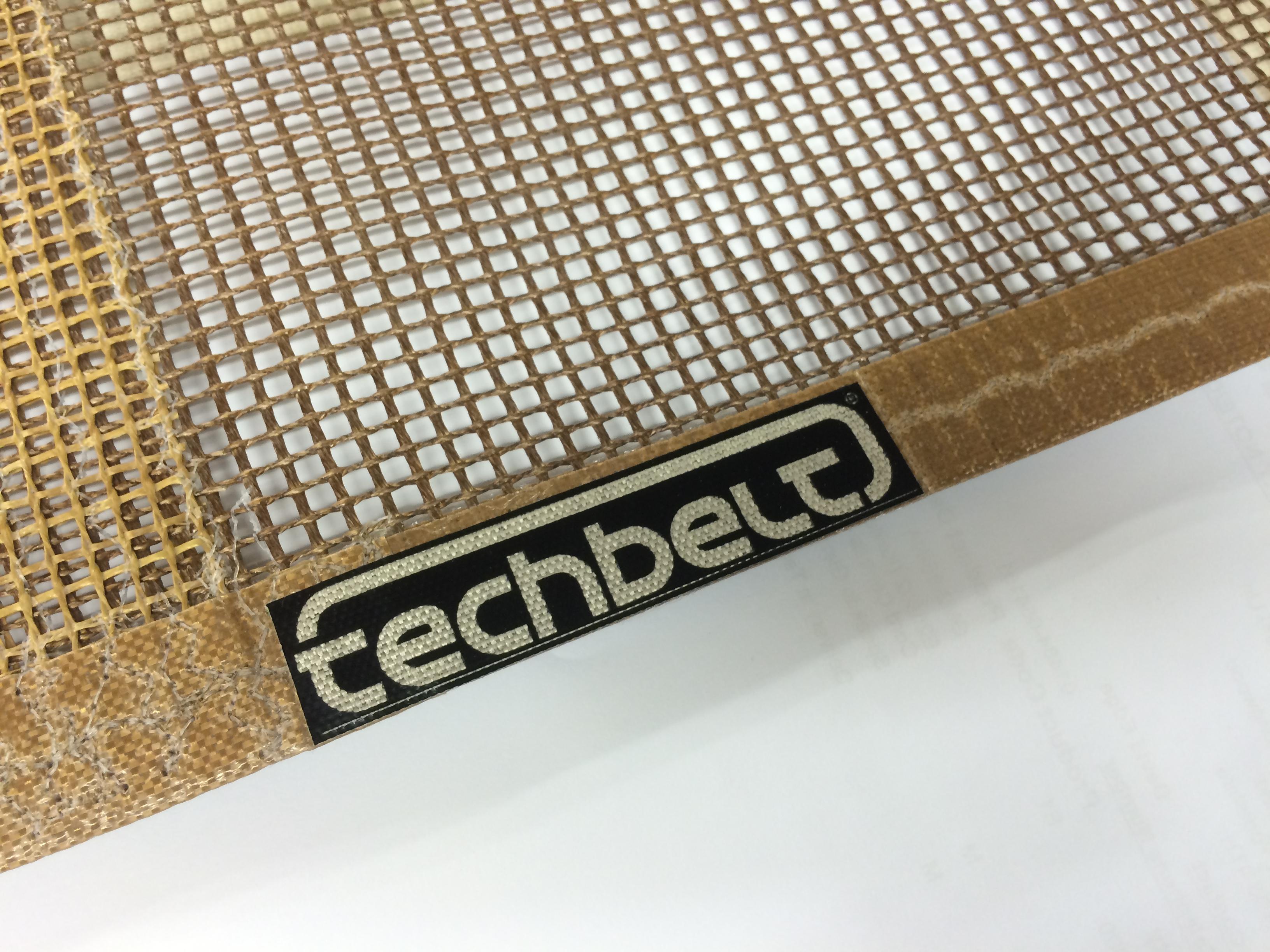 Custom Branding on Re-Sale PTFE Conveyor Belts