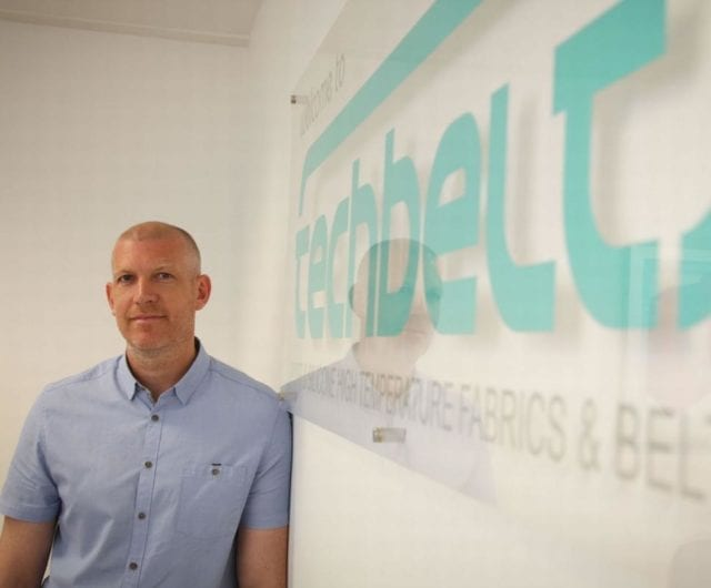 The Huddersfield Daily Examiner: Firm's conveyor belt sideline becomes a major success