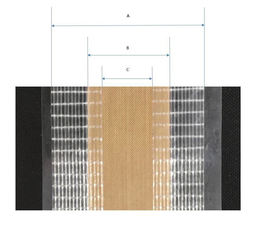 Duplex Tape Dimensions