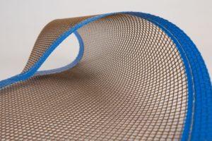 plastic film shrink tunnel belts