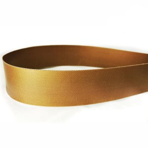 Rotary heat sealing band for machine