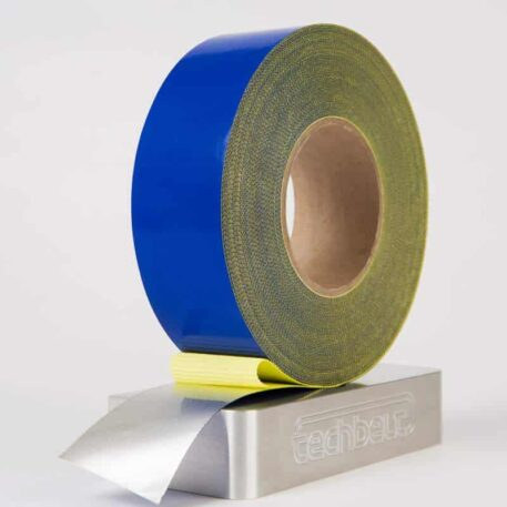 blue metal detectable tape