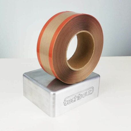 Teflon PTFE Coated Zone Tape Red