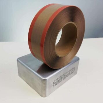 Tefsil Zone Tape Red