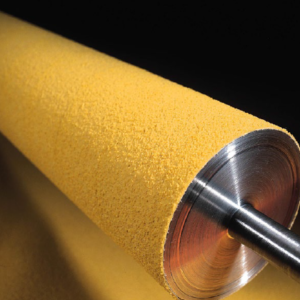 GRS Roller Covering In Yellow