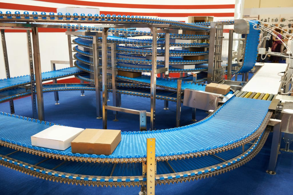 Food Processing Conveyor Belting