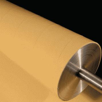 Conveyor Belt Roller Laggings - High Temperature Smooth