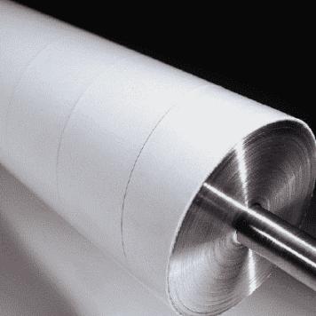 Conveyor Belt Roller Laggings - Smooth Surface