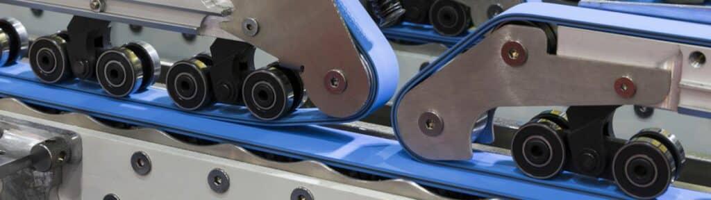 Vega Altair 200 Folder Gluer Belts