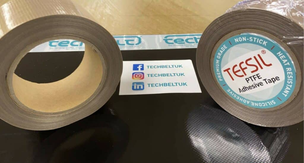 Various Self Wound PTFE Tapes Before Despatch