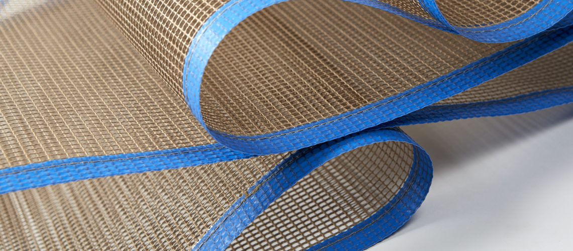 tensionless drying belts supplied to Bangladesh